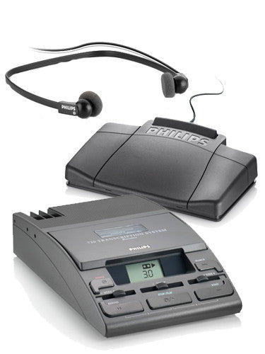 digital transcription machine