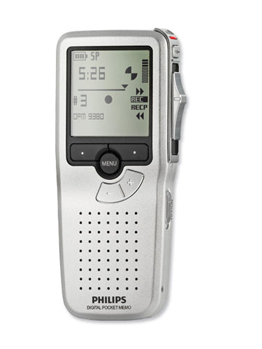 Philips LFH9380 Digital Pocket Memo_EX DEMO