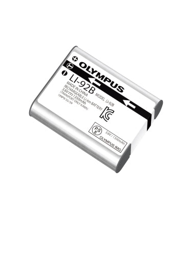 Olympus Li-92B Rechargeable Lithium Battery 3.6V