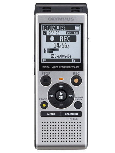 Olympus WS852 Digital Voice Recorder