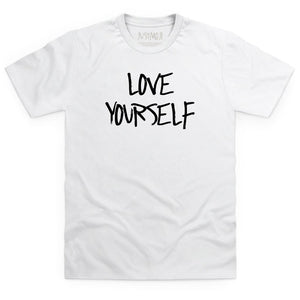 """Love Yourself"" T-Shirt"