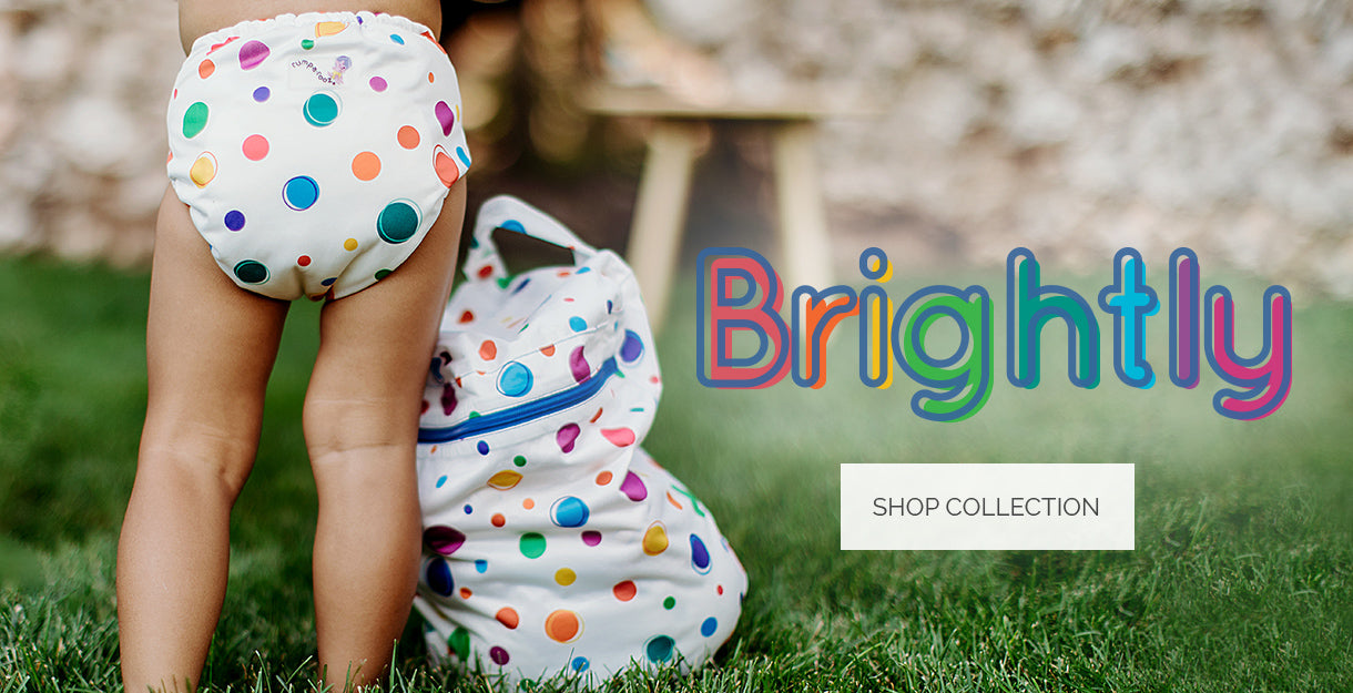 Brightly Cloth Diapers