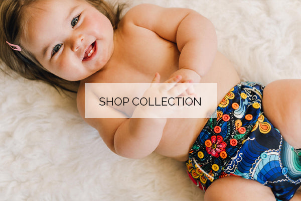 Whimsical Rumparooz Cloth Diapers
