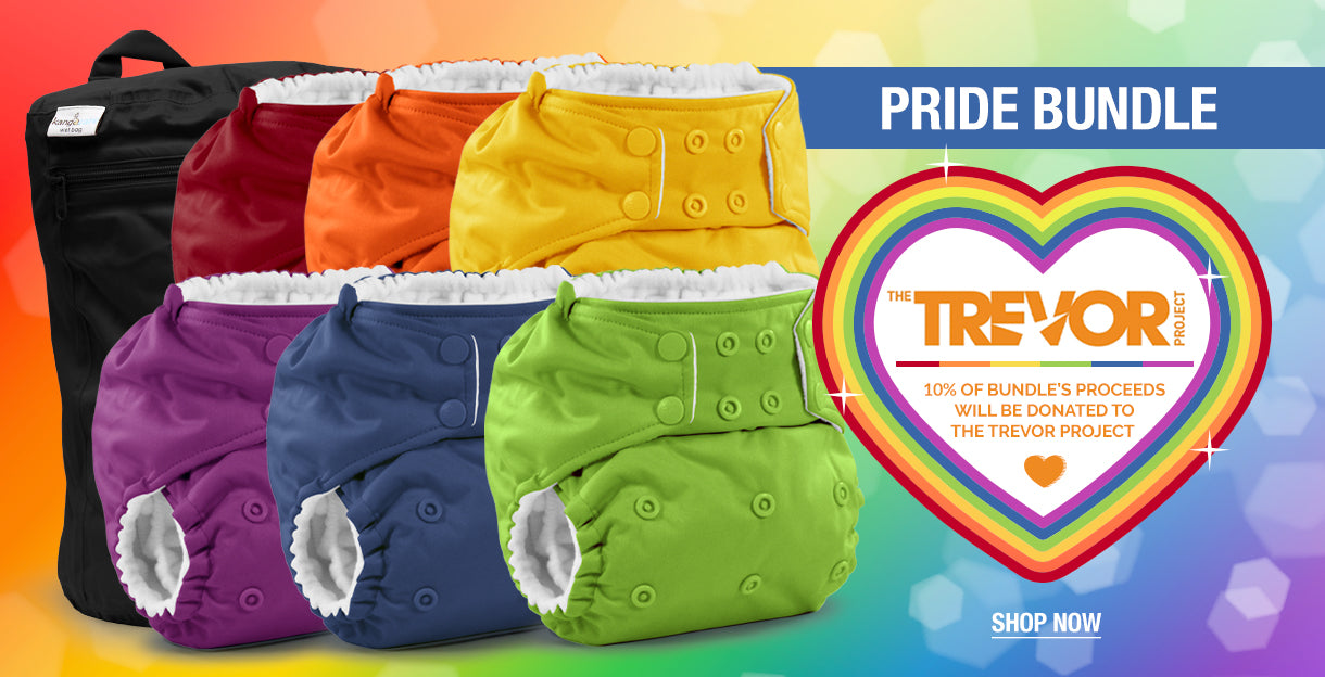 Pride Cloth Diapers