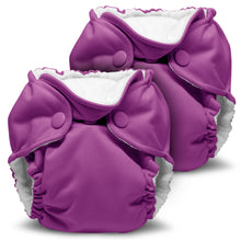 Load image into Gallery viewer, Orchid Lil Joey All-In-One Cloth Diapers