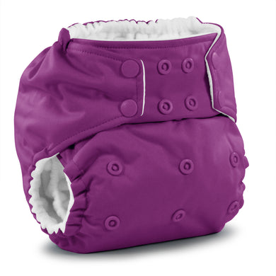 Orchid Rumparooz One Size Diaper