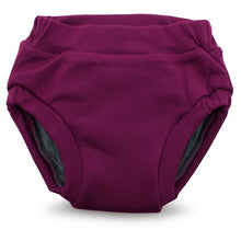 Load image into Gallery viewer, Ecoposh OBV Training Pants - Boysenberry
