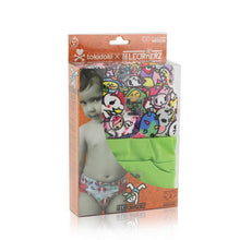 Load image into Gallery viewer, Lil Learnerz Training Pants & Swim Diaper - tokidoki x Kanga Care - tokiJoy & Tadpole 2 pack