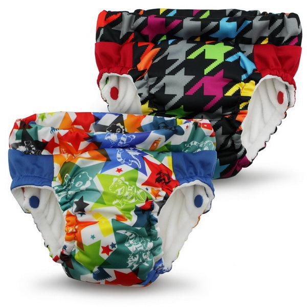 Lil Learnerz Training Pants & Swim Diaper - Dragons Fly & Invader