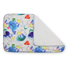 Load image into Gallery viewer, Kanga Care Changing Pad & Sheet Saver - Lava