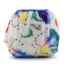 Load image into Gallery viewer, Rumparooz One Size Cloth Diaper Covers - Lava