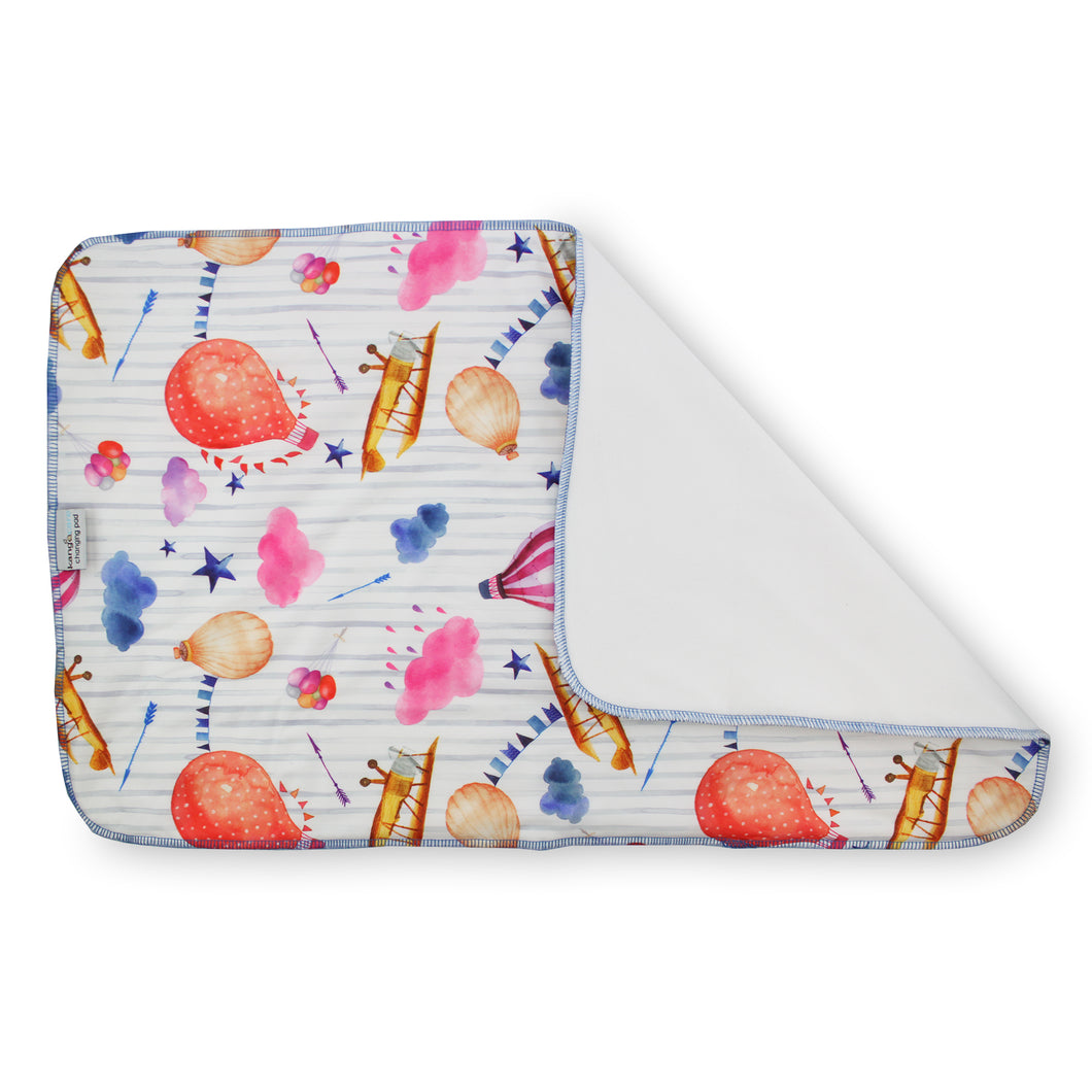 Kanga Care Changing Pad & Sheet Saver - Soar
