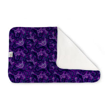 Load image into Gallery viewer, Kanga Care Changing Pad & Sheet Saver - Wonderland Cheshire