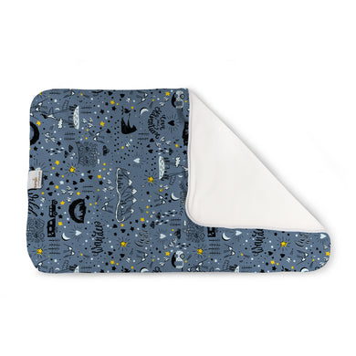Kanga Care Changing Pad & Sheet Saver - Tula + Kanga Care Wander