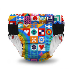 Load image into Gallery viewer, Lil Learnerz Training Pants & Swim Diaper (2pk) - Resolution