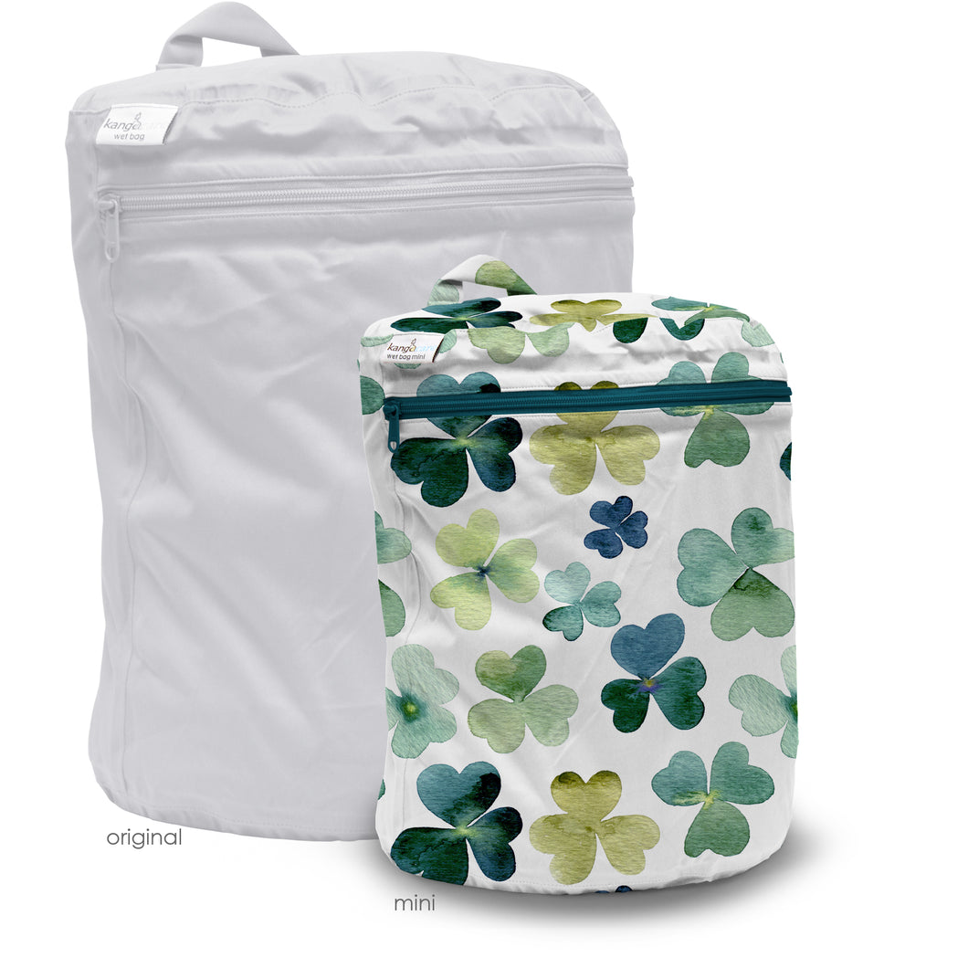 Kanga Care Wet Bag Mini - Clover