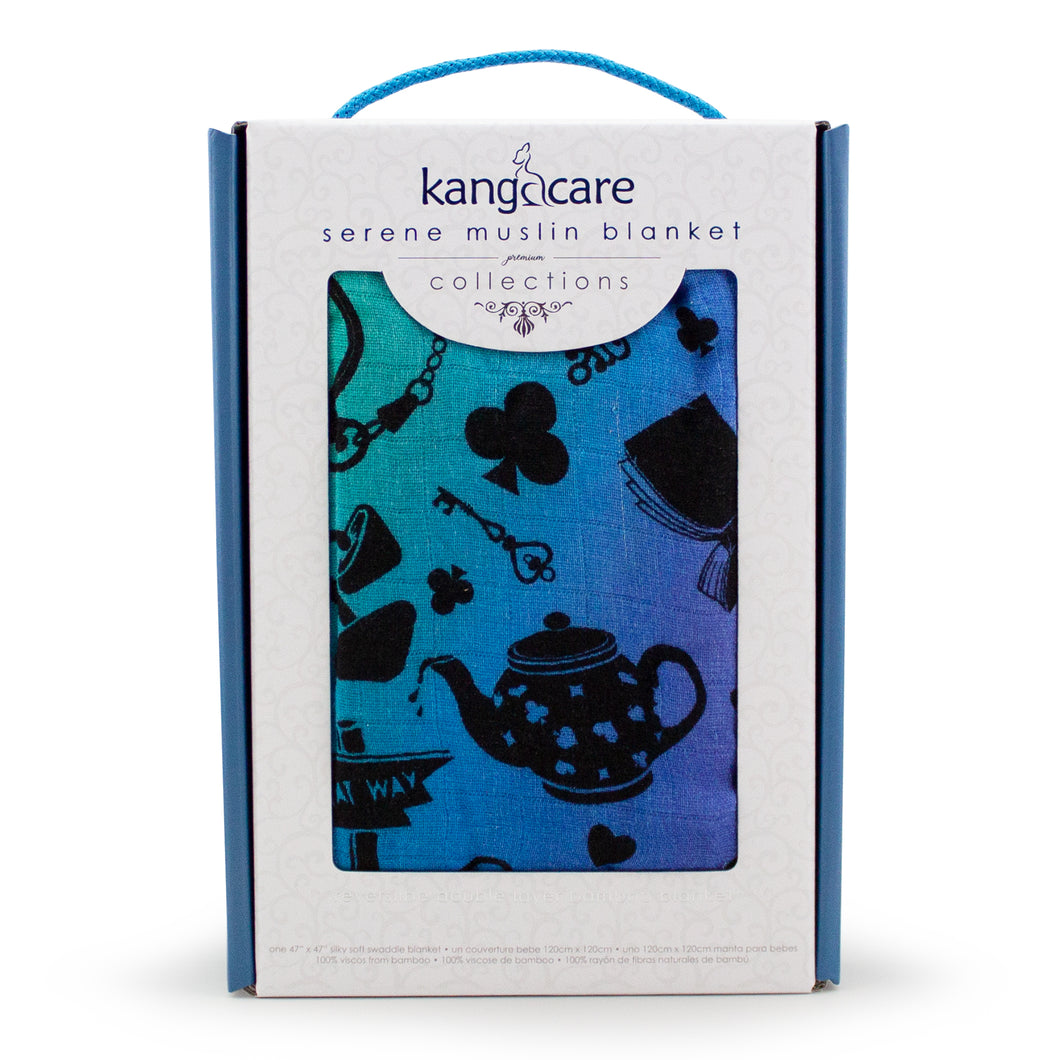 Kanga Care Serene Reversible Blanket - Wonderland :: Muchness
