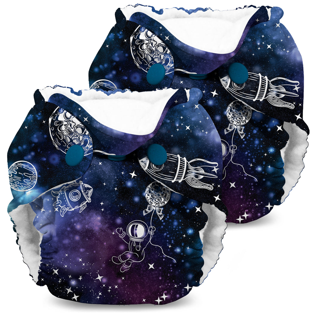 Space Doodle Lil Joey All-In-One Cloth Diapers