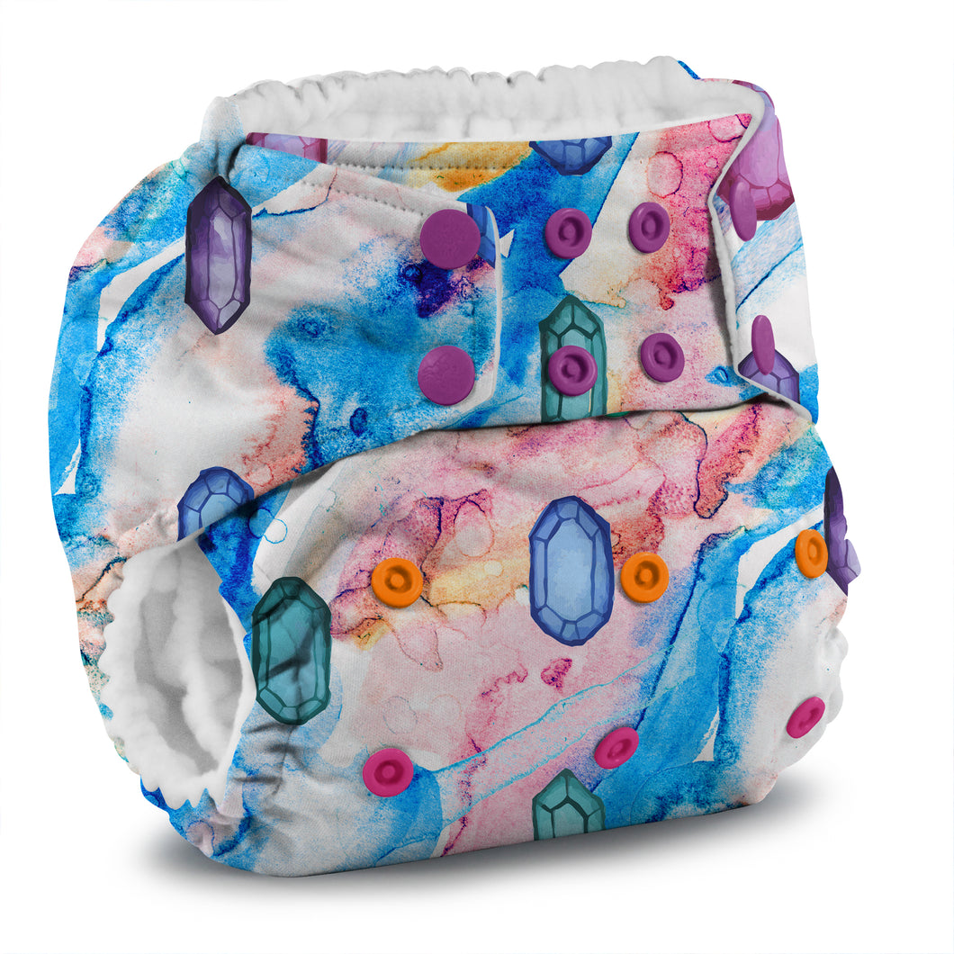 Shimmer Rumparooz One Size Diaper