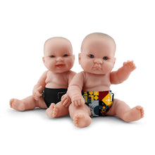 Load image into Gallery viewer, Rumparooz Doll Diapers (2 pk) - Hans + Scarlet