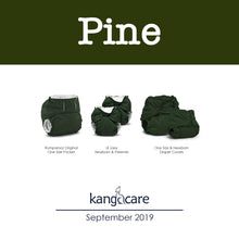 Load image into Gallery viewer, Kanga Care Wet Bag - Pine