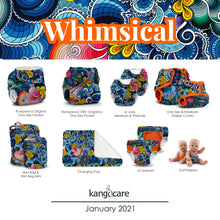 Load image into Gallery viewer, Kanga Care Wet Bag Mini - Whimsical
