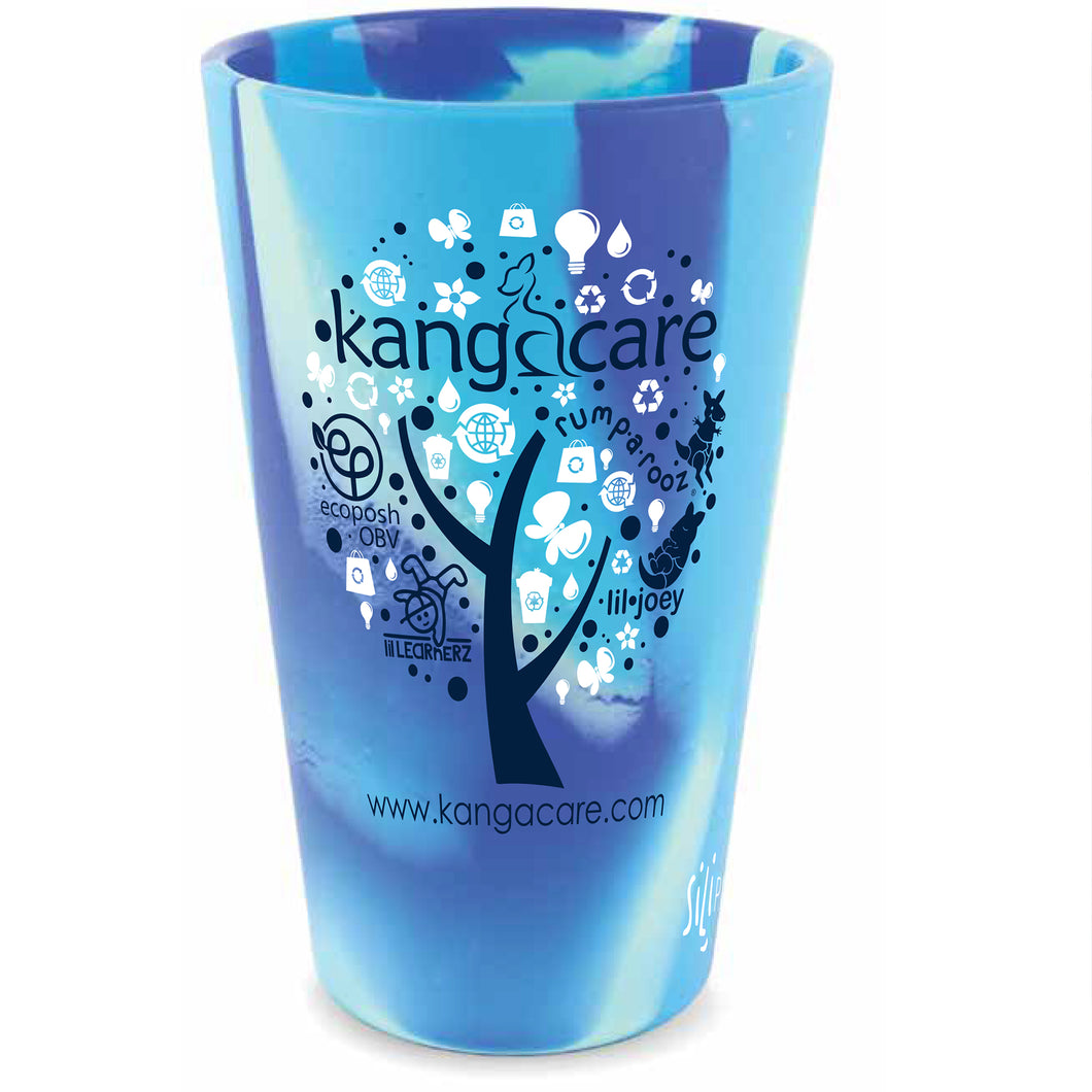 Kanga Care SiliPint - Family Tree :: Arctic Swirl