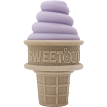 Load image into Gallery viewer, SweeTooth Ice Cream Teether :: Lovely Lilac