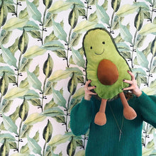 "Load image into Gallery viewer, Jellycat Amuseable Avocado :: Huge (23"")"