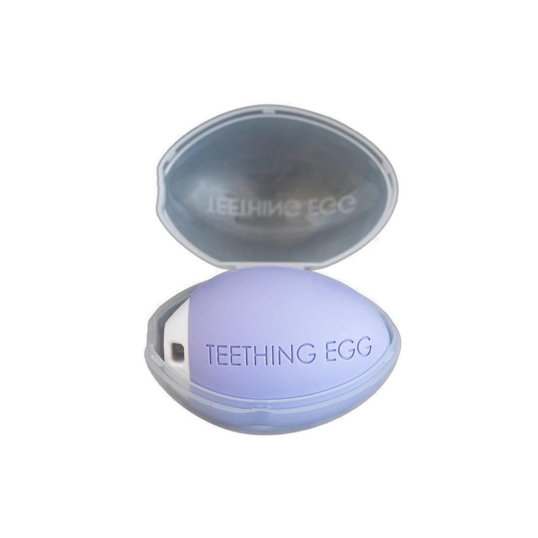The Teething Egg :: The Eggshell (protective case)
