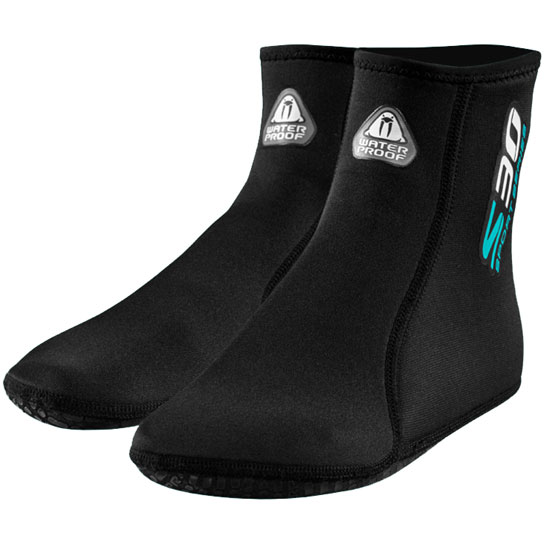 Waterproof Neoprene S30 Sock 2mm - Divealot Scuba