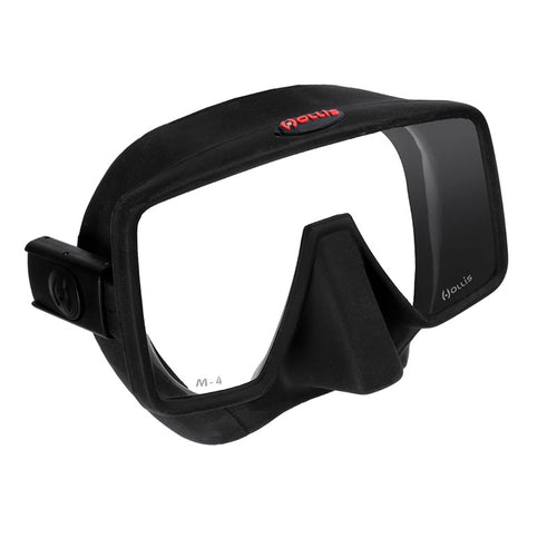 Hollis M4 Frameless Mask - Divealot Scuba