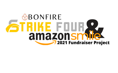 Strike Four Fundraiser Project 2021