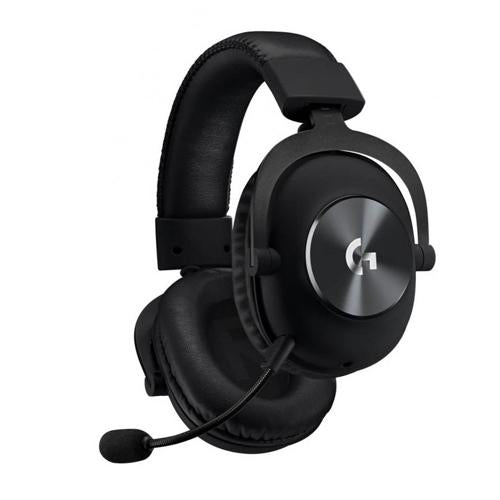 Logitech PRO X Gaming Headset With Blue Voice (981-000820)