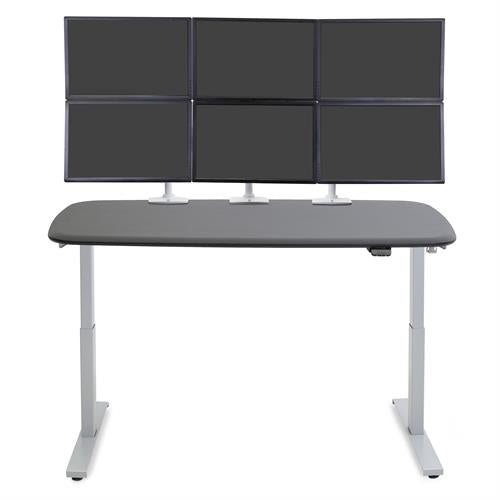 Ergotron WorkFit Electric Sit-Stand Desk (98-354-921)