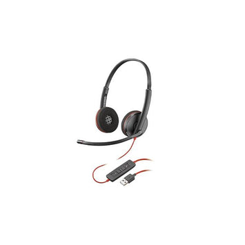 Blackwire 3200 Series Corded UC Headset