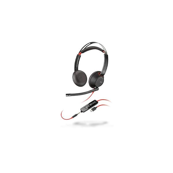 Poly  Blackwire 5200 Series USB Headset