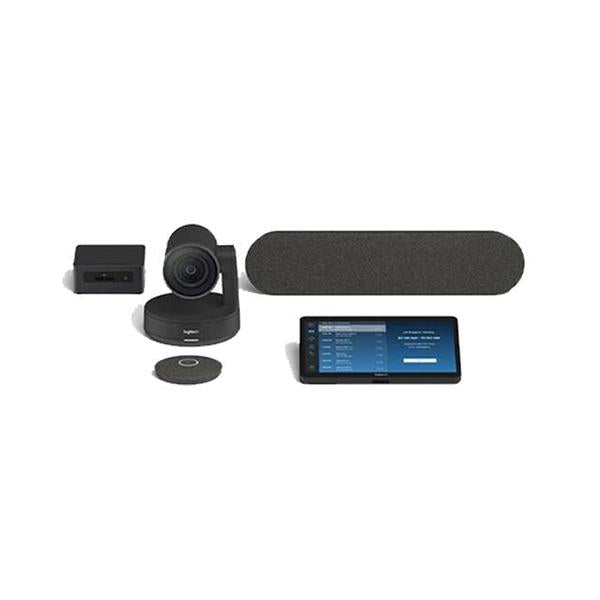 Logitech-Zoom Video Conferencing and Zoom Rooms Solutions