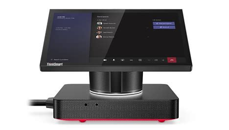 Lenovo ThinkSmart Hub Gen 2 for Zoom Rooms