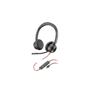 Blackwire 8225 Premium Corded UC headset