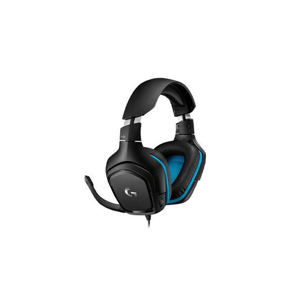 Logitech G431 7.1 Surround Sound Gaming Headset (981-000774)