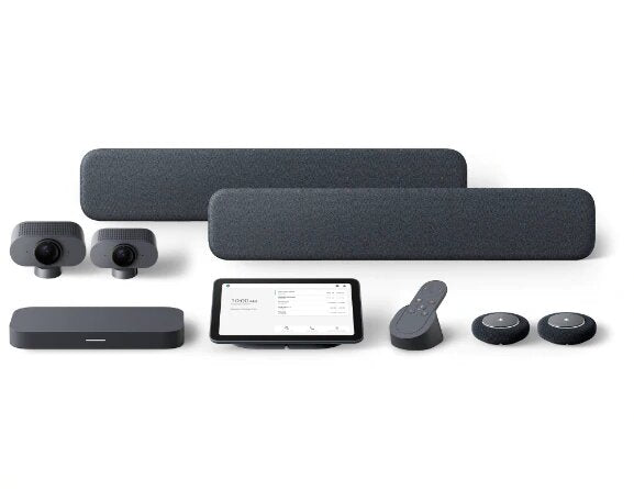 Google Meet Series One Room Kits from Lenovo