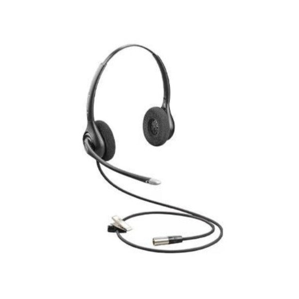 Poly Supraplus Professional Headset With Two Independent Receiver Channels HW261N-DC