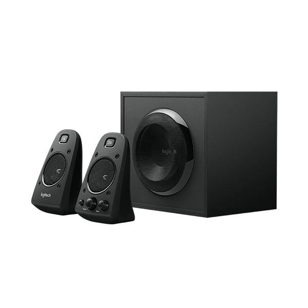 Logitech Z623 2.1 Speaker System With Subwoofer (980-000403)