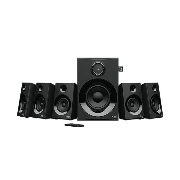 Logitech Z607 5.1 Surround Sound Speaker System (980-001324)