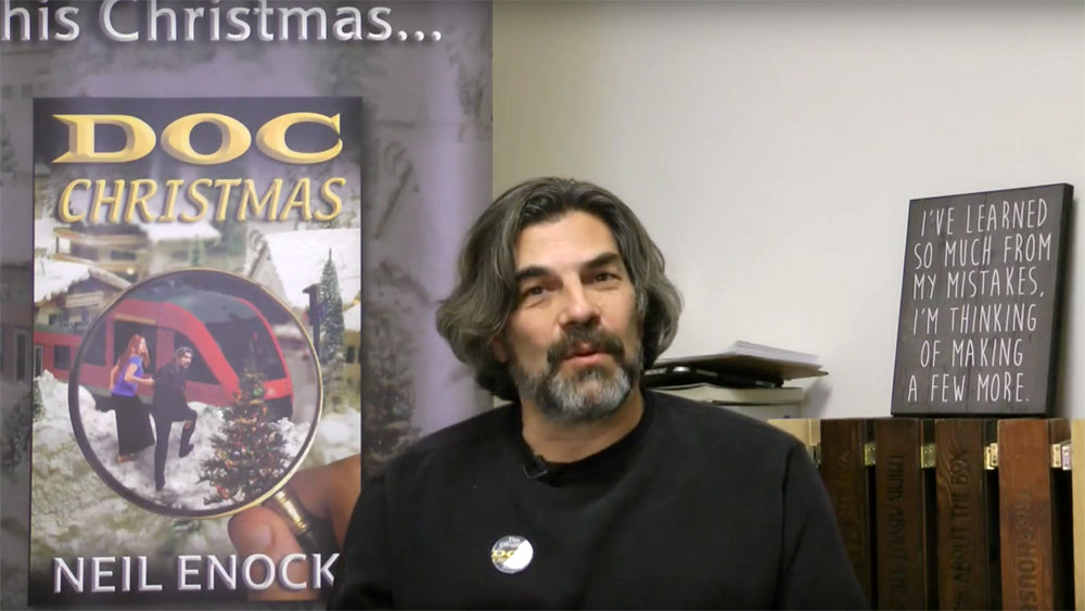 Great Fantasy Fiction Focus Interview About Doc Christmas