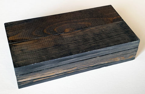 "Antique Presentation Box, 10"" x 5"" x 1.75"""