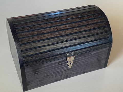 "Medium Treasure Chest, 9"" x 6.25"" x 5.75"""