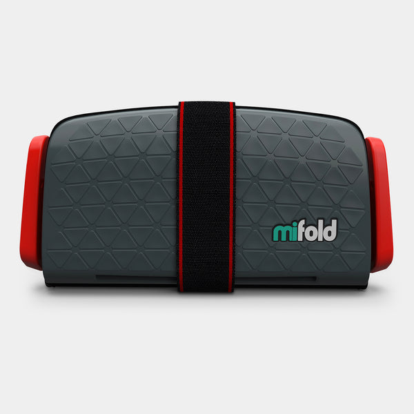 mifold, the grab-and-go car seat (Slate Grey)