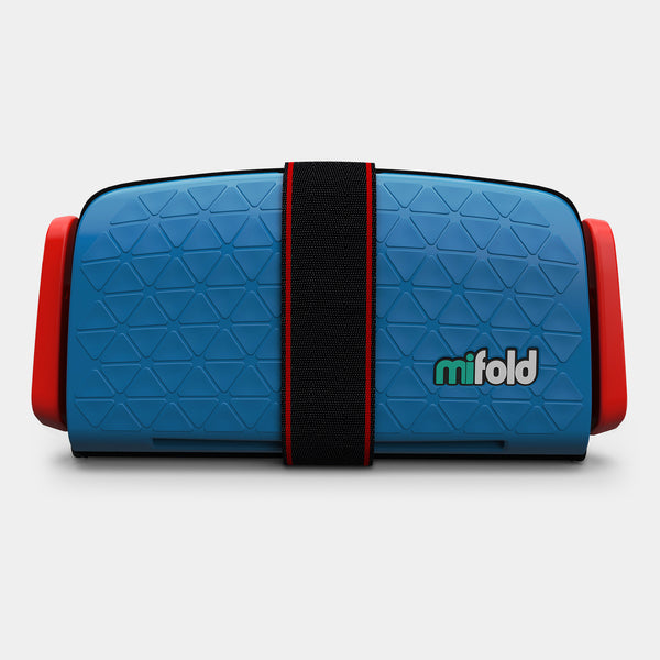 mifold, the grab-and-go car seat (Denim Blue)